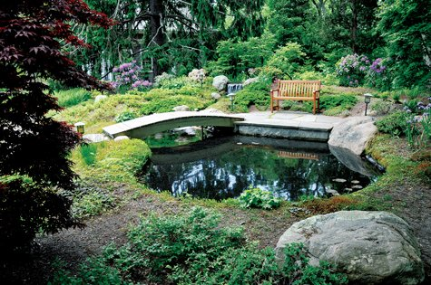A Japanese Inspired Garden By Indigo Farm, Inc. Remarkably Zen And Peaceful